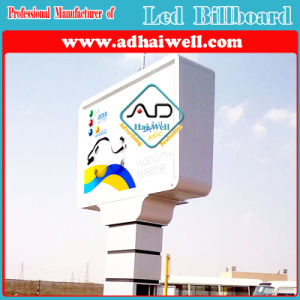Double Side Full Color P12 DIP LED Screen Viedo Display Advertising Billboard pictures & photos