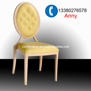 Hot Sale Imitated Wood Dining Chair (XYM-H15) pictures & photos