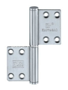 SUS304 Satin Finish Flag Hinge for Wooden Door (2043FG1) pictures & photos