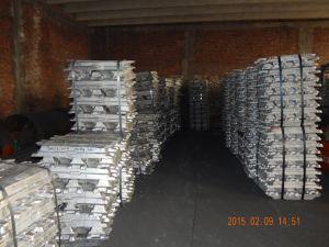 High Quality and Low Price Aluminium Ingot 99.7 pictures & photos