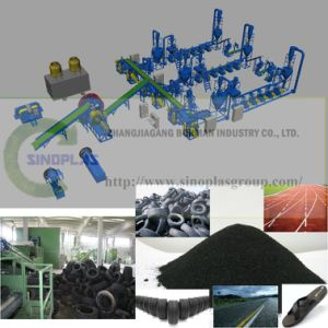 Tyre Recycling pictures & photos