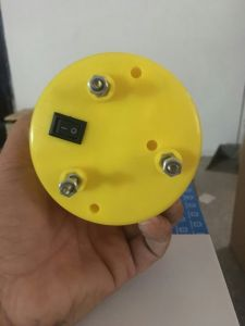 Daytime Charging Bright at Night Solar Warning Light (JS-01) pictures & photos