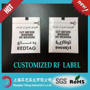 EAS RF Sticker for Clothing Security Tag EL159 pictures & photos