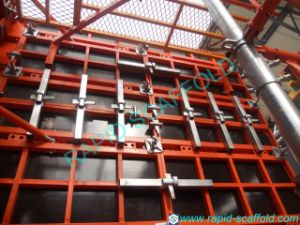 Steel Formwork for Subway and Building pictures & photos