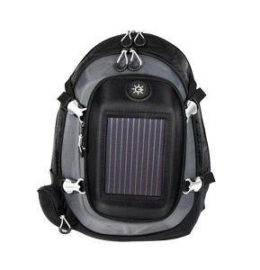 OEM New Fashion Solar Backpack pictures & photos