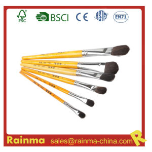 High Quality Brush with Yellow Handle pictures & photos