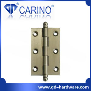 Polish Brass Brass Hinge (HY894) pictures & photos