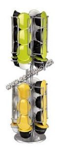 Rotating Nespresso Capsule Holder Dispenser Stand Coffee (C1003)