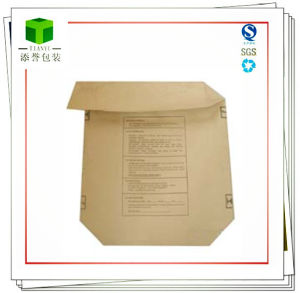 Cms Customized Kraft Valve Paper Bag pictures & photos
