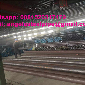 Seamless Carbon Steel Pipe Oil Gas Transmission