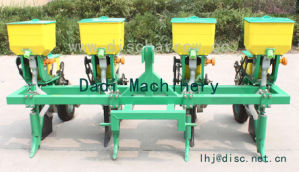 Corn Seeder and Soybean Seeder Machine 4-Row Corn Planter Corn Seed Planter pictures & photos