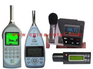 Class1 Real-Time/Integrating/Statistical/Oct/Fft Spectrum Analysis Sound Level Meter/Analyzer/Calibrator pictures & photos
