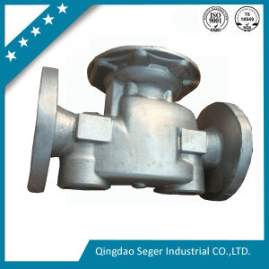 Perfect China Manufacturer Valve Body Investment Casting pictures & photos
