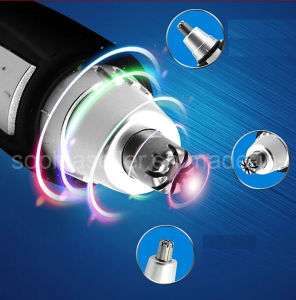 Electric Nose Hair Trimmer with Battery
