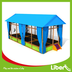 China Manufacturer Trampoline with High Quality Trampoline with Tent pictures & photos