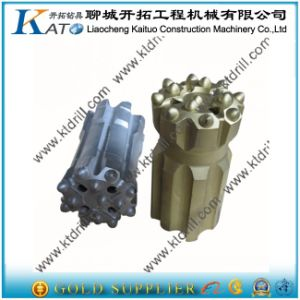 Spherical and Parabolic Buttons Bits Foundation Drilling Tools pictures & photos