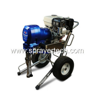 Hyvst Paint Machine High Pressure Piston Airless Paint Sprayer Spt7900 pictures & photos