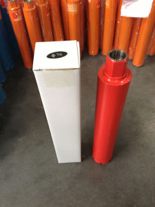 76mm Welded Diamond Core Drill pictures & photos
