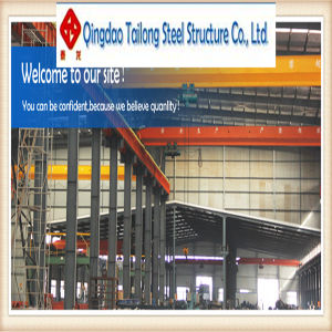 Prefabricated Steel Structure and Steel Frame Workshop for Building Warehouse pictures & photos