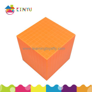 2015 Hot Sale Base Ten 10 Blocks, Plastic Cubes pictures & photos