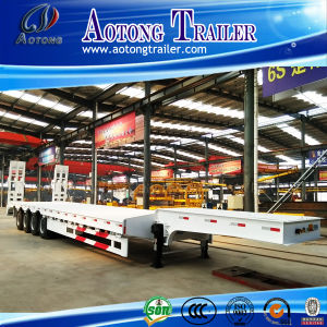 Best Price Low Loader Truck Trailer for Sale pictures & photos