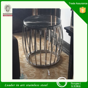 Customized Stainless Steel Furniture Fabrication with Color Coating pictures & photos