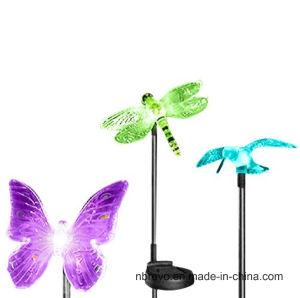Solar Powered Garden Birds Light (RS102) pictures & photos