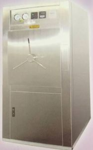 Med-S-Svw. 105A Horizontal Rectangular Pulsating Vacuum Sterilizer pictures & photos