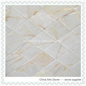 White Green Onxy Marble for Wall pictures & photos