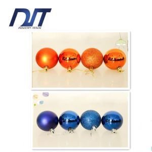 24PCS Crhistmas Ball Christmas Tree Decorative Pendant Multicolor Ball Mixed pictures & photos