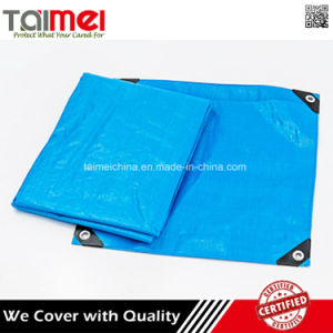 Waterproof Plastic PE Tarpaulin for Trucks pictures & photos