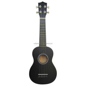 "21"" 4-Strings Ukulele - 10 (CSBL-S509BLK)"