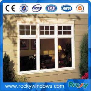 Bottom Fixed Glass Aluminium Sliding Window pictures & photos