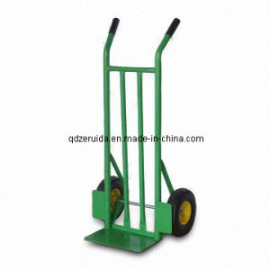 The Best Selling Special Wheels Hand Trolley (HT2045) pictures & photos