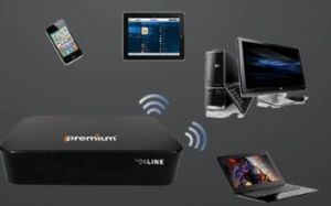 Streaming Server Content Android OS IPTV STB pictures & photos