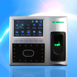 Biometric Time Attenance Access Control System Face Recognition Terminal pictures & photos