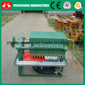 6lb-350 Small Oil Filter Press Machine pictures & photos