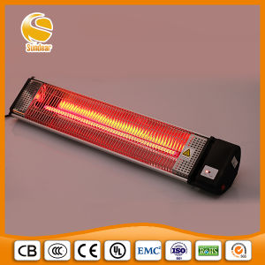 Outdoor Heater, Waterproof Infrared Heater