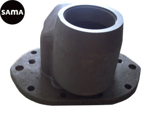 Customized Sand Iron Casting for Pump Part with ASTM pictures & photos