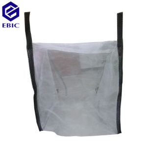 Ventilated Jumbo Bulk Big FIBC Bag for Filling Firewood pictures & photos