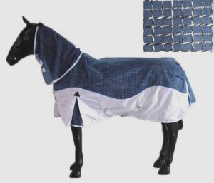 New Pattern Mesh Polycotton Horse Rug (SMR3254) pictures & photos