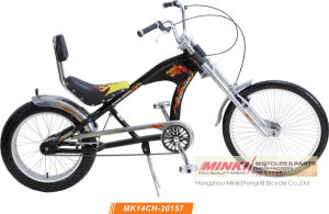 20-24 Inch Big Tire Adult Chopper Bicycle (MK14CH-20157) pictures & photos