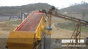 Vibrating Screen Machine pictures & photos