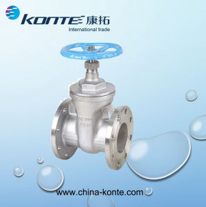 JIS Stainless Steel Gate Valve pictures & photos
