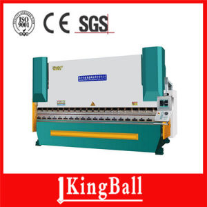 Hydraulic CNC Press Brake with We67k 160/6000 with CNC Controller pictures & photos