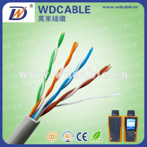 CCAG/CCAM Cat5e UTP Network Cable 24AWG