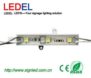 LED Acrylic Channel Letters (LL-F12T7815X3A)