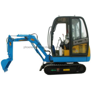 1.8 Tons Yanmar Engine Mini Excavator Similar Sunward Excavator with CE Certificate pictures & photos