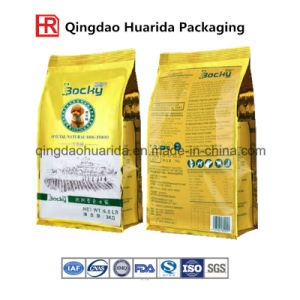 Quad Sealed Heavy Duty Cat Product Packaging Bag pictures & photos