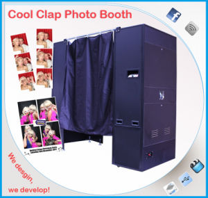Portable Photo Booth for Wedding Party Event Rental